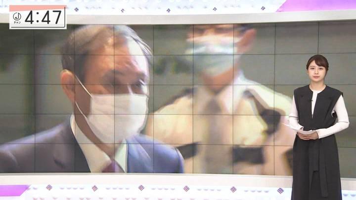 2020年10月16日林美沙希の画像03枚目