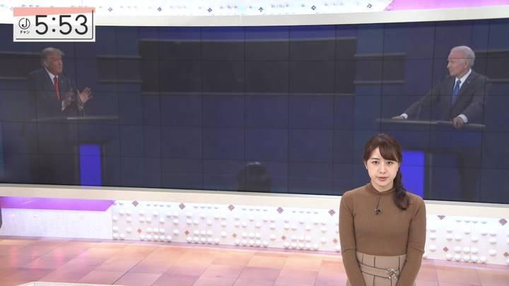 2020年10月23日林美沙希の画像09枚目