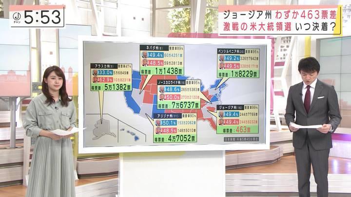 2020年11月06日林美沙希の画像05枚目
