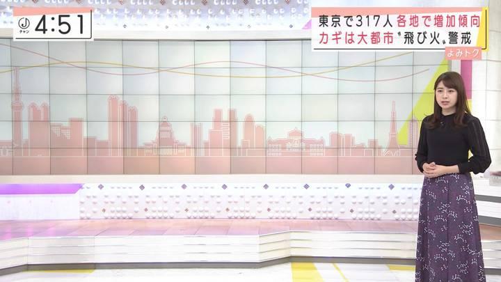 2020年11月11日林美沙希の画像03枚目