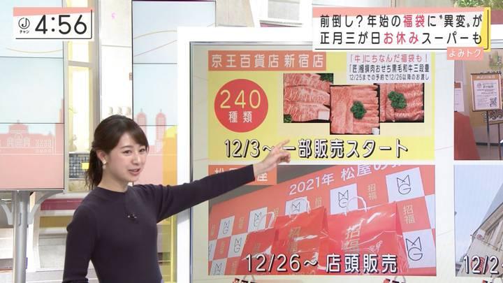 2020年12月09日林美沙希の画像05枚目