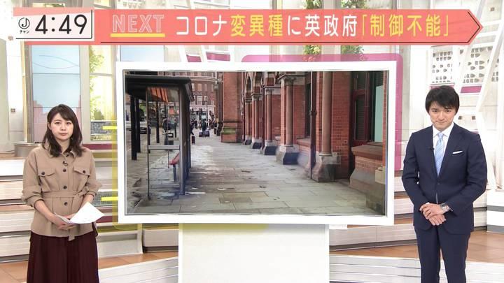 2020年12月21日林美沙希の画像02枚目