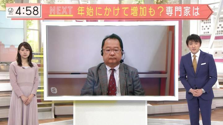 2020年12月24日林美沙希の画像03枚目