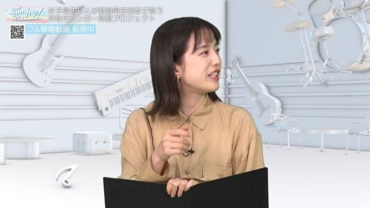 2020年10月22日弘中綾香の画像02枚目