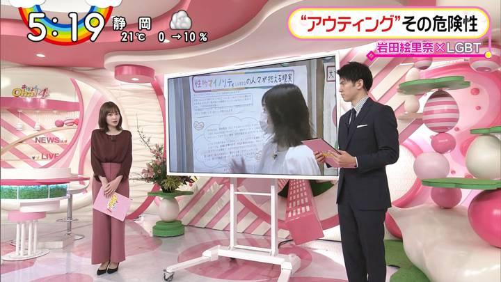 2020年10月16日岩田絵里奈の画像14枚目