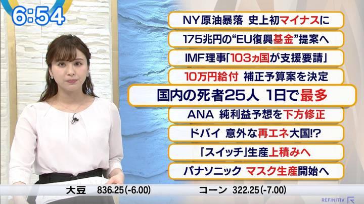 2020年04月21日角谷暁子の画像10枚目