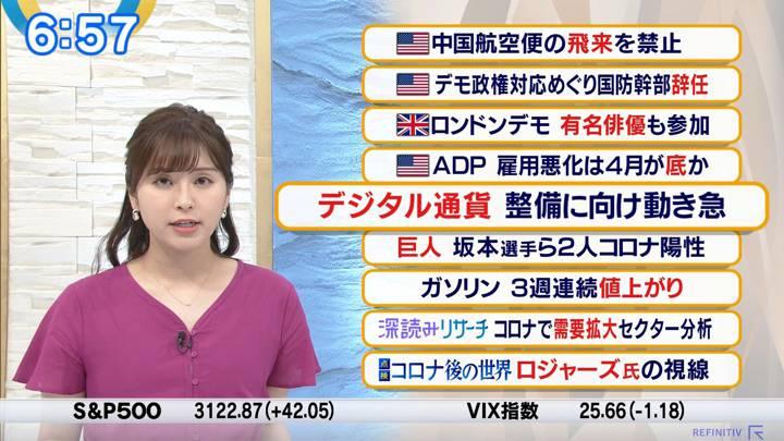 2020年06月04日角谷暁子の画像10枚目