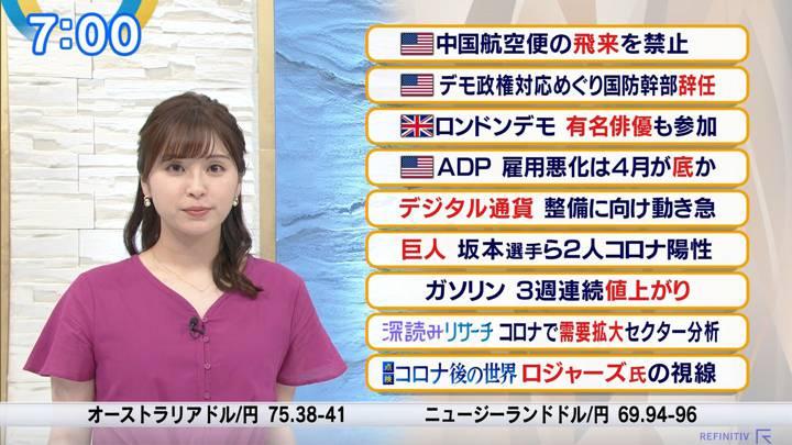 2020年06月04日角谷暁子の画像11枚目