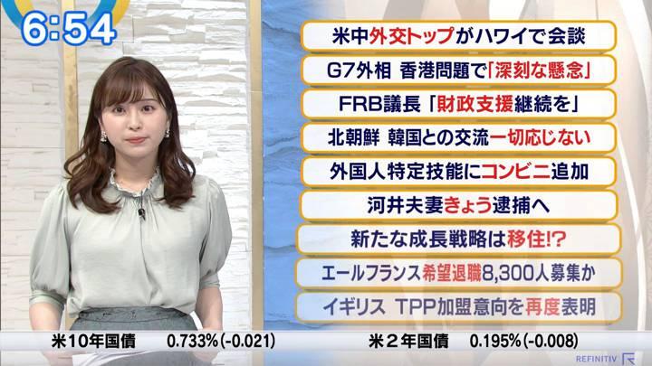 2020年06月18日角谷暁子の画像10枚目