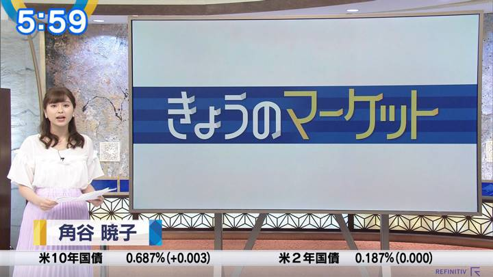 2020年06月26日角谷暁子の画像01枚目
