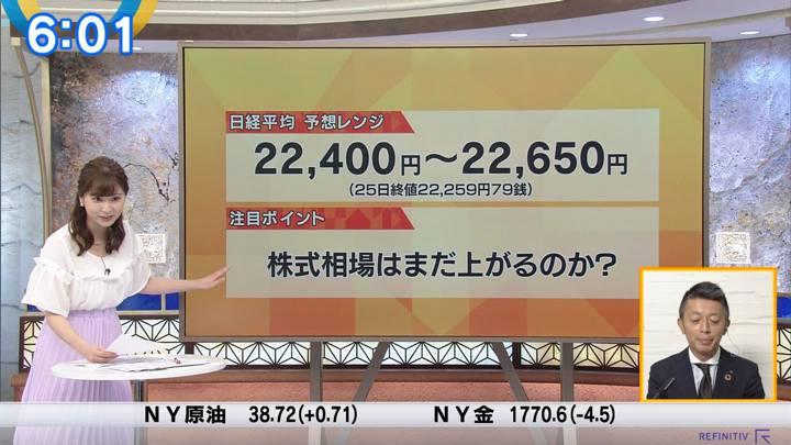 2020年06月26日角谷暁子の画像02枚目