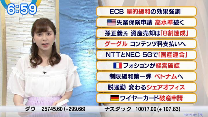 2020年06月26日角谷暁子の画像06枚目