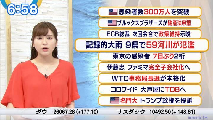 2020年07月09日角谷暁子の画像12枚目