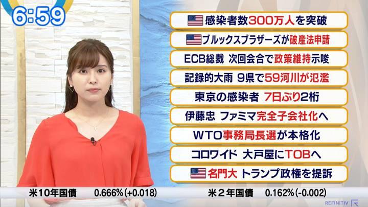 2020年07月09日角谷暁子の画像13枚目