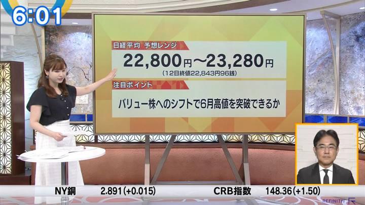 2020年08月13日角谷暁子の画像03枚目