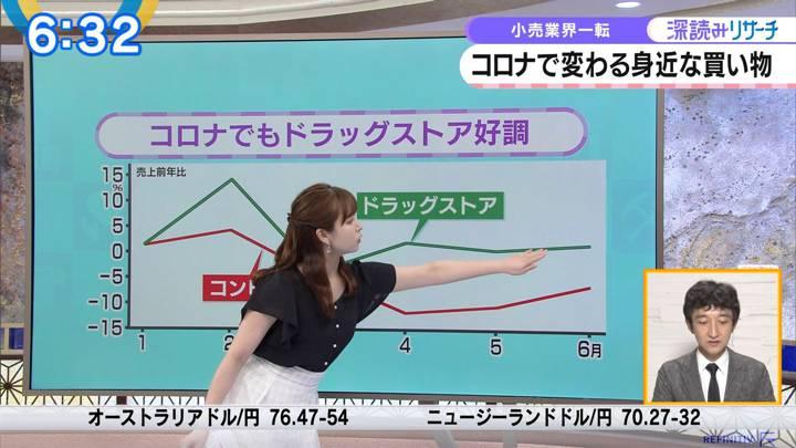 2020年08月13日角谷暁子の画像15枚目