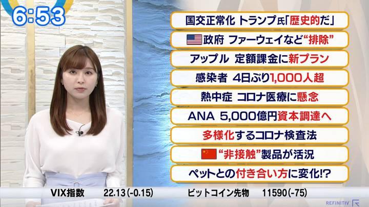 2020年08月14日角谷暁子の画像13枚目