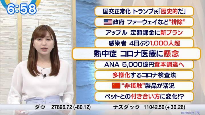 2020年08月14日角谷暁子の画像14枚目