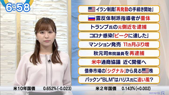 2020年08月21日角谷暁子の画像12枚目