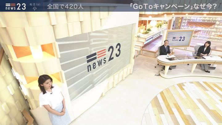 2020年07月10日上村彩子の画像02枚目