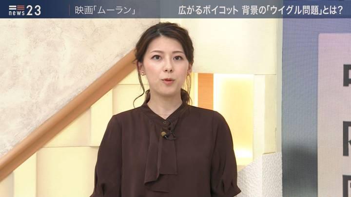 2020年09月11日上村彩子の画像05枚目