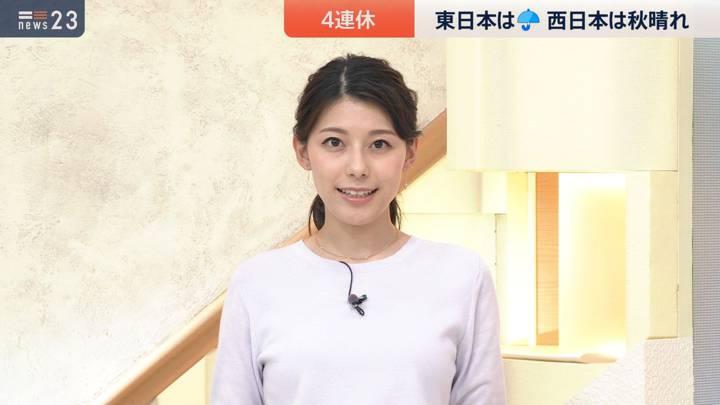 2020年09月18日上村彩子の画像09枚目