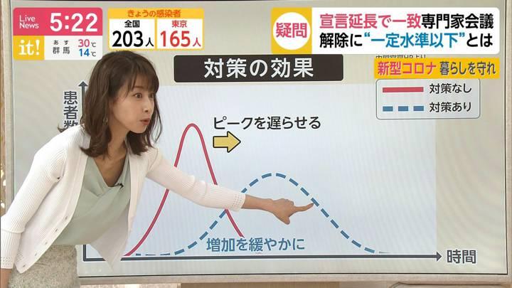 2020年05月01日加藤綾子の画像11枚目