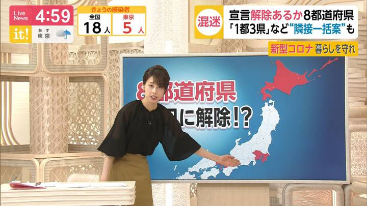 2020年05月19日加藤綾子の画像03枚目