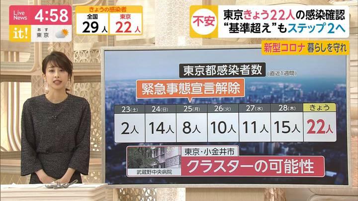 2020年05月29日加藤綾子の画像06枚目