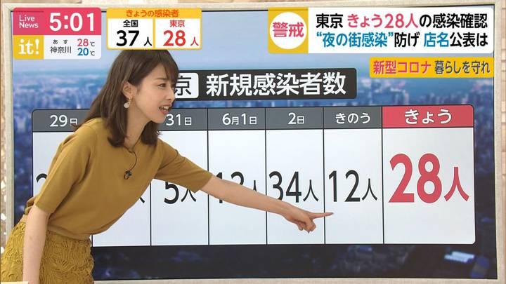 2020年06月04日加藤綾子の画像09枚目