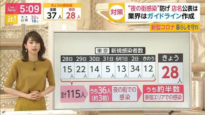 2020年06月04日加藤綾子の画像10枚目