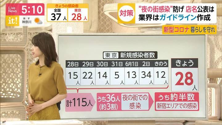 2020年06月04日加藤綾子の画像11枚目