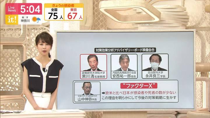 2020年07月01日加藤綾子の画像10枚目