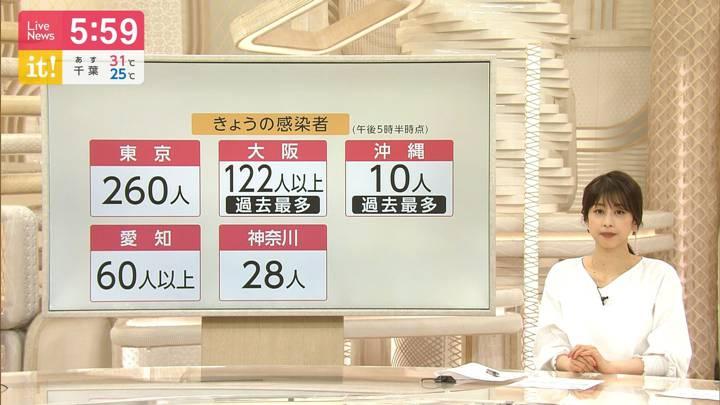 2020年07月24日加藤綾子の画像18枚目
