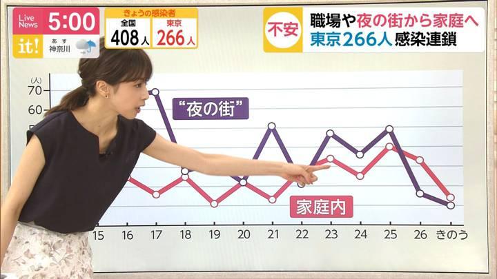 2020年07月28日加藤綾子の画像07枚目