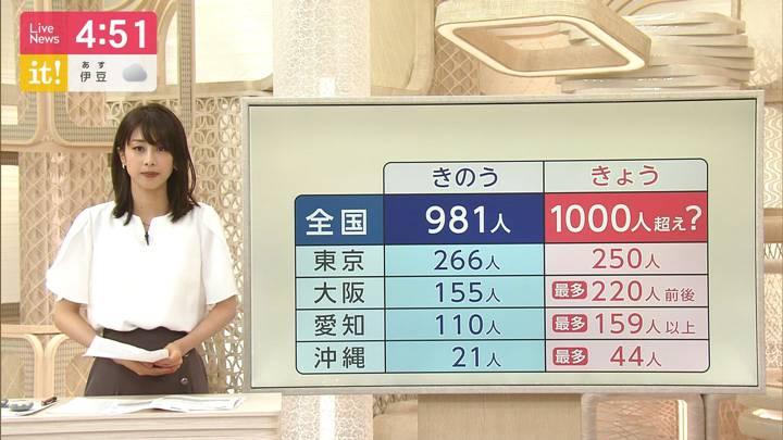 2020年07月29日加藤綾子の画像05枚目