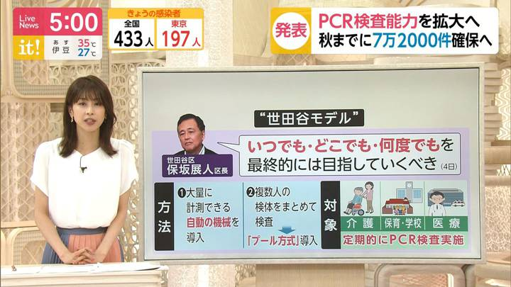 2020年08月10日加藤綾子の画像06枚目