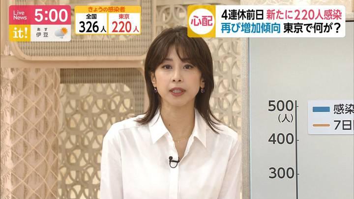 2020年09月18日加藤綾子の画像06枚目