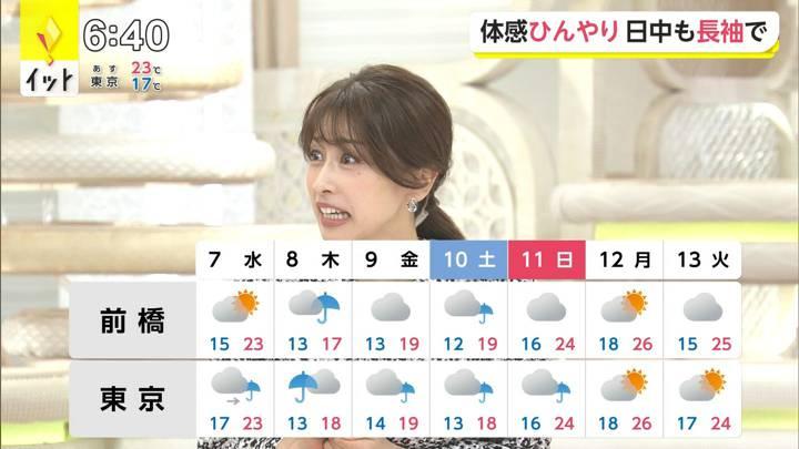 2020年10月06日加藤綾子の画像18枚目