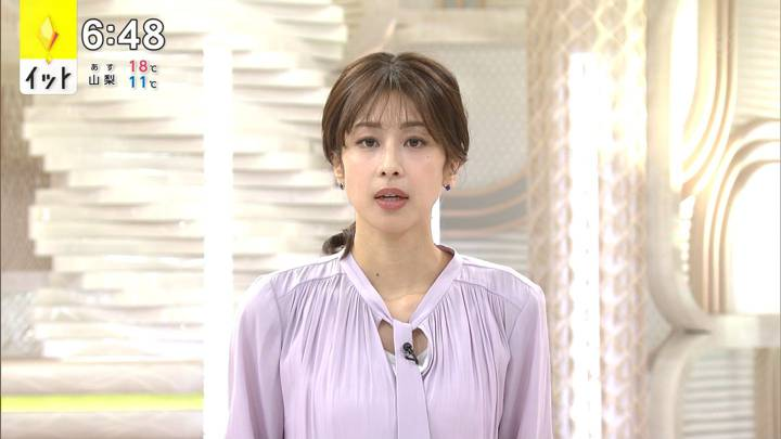 2020年10月21日加藤綾子の画像12枚目