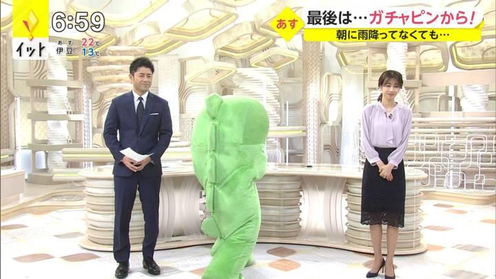 2020年10月21日加藤綾子の画像17枚目