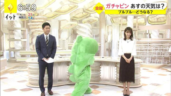 2020年11月06日加藤綾子の画像15枚目
