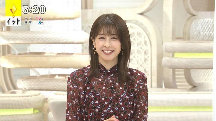 2020年11月11日加藤綾子の画像09枚目