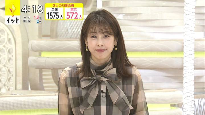 2020年12月09日加藤綾子の画像06枚目
