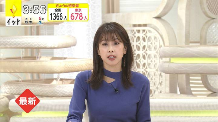 2020年12月16日加藤綾子の画像03枚目