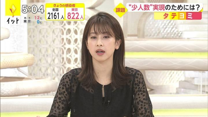 2020年12月17日加藤綾子の画像09枚目