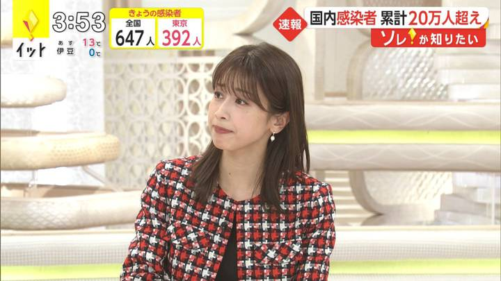 2020年12月21日加藤綾子の画像03枚目