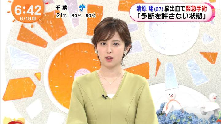 2020年06月19日久慈暁子の画像21枚目