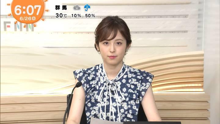 2020年06月26日久慈暁子の画像13枚目