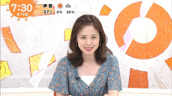 2020年08月15日久慈暁子の画像15枚目